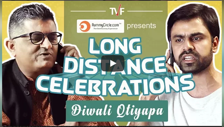 TVF Long Distance Celebrations Diwali Qtiyapa