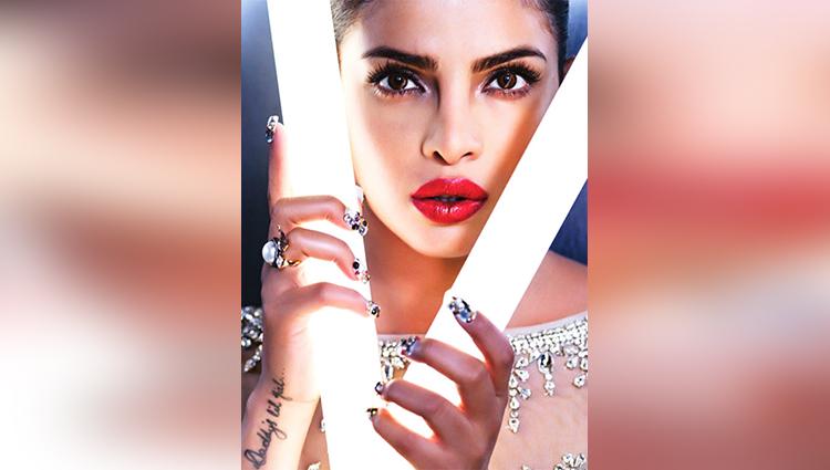 priyanka chopras latest photoshoot for cosmopolitans magazine