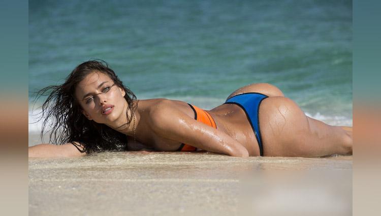 Irina Shayk share her hot and sexy photos
