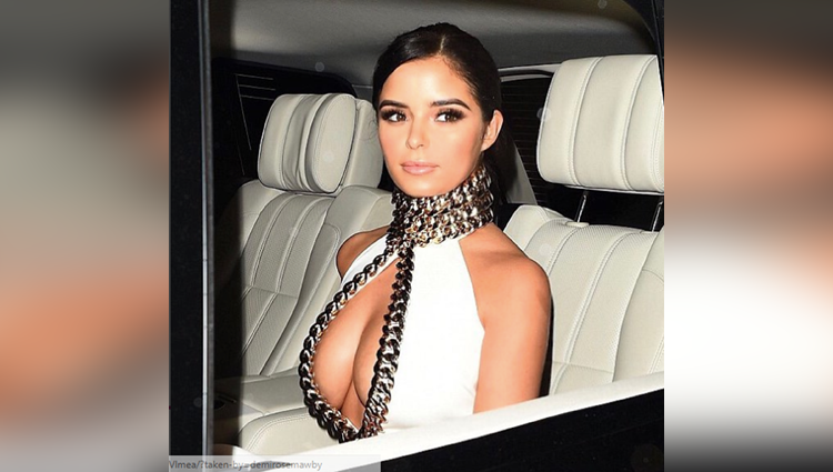 demi rose latest photos