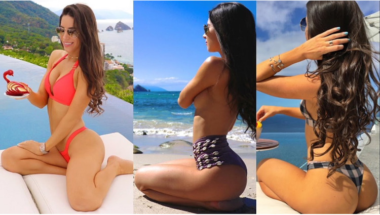 Jen Selter share her hot and sexy photos on instagram