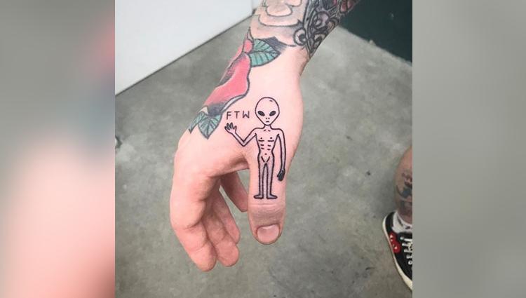 Best Strange Tattoos images in 2019