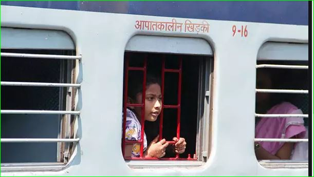 Why indian railway use more bars in last window seat in sleeper and general coaches