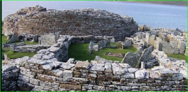 Mystery Of Eynhallow Island Scotland Where Only One Day