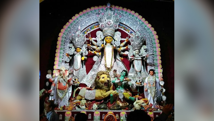 durga puja 2020 photos