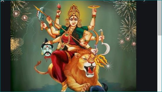 navratri 2020 why navratri celebration