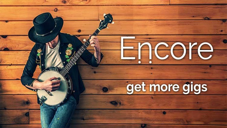 Book Musicians for big days with Encore