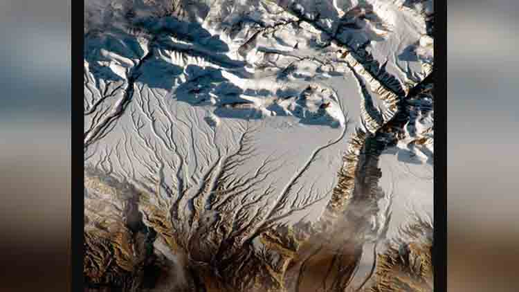 things visible from space on earth
