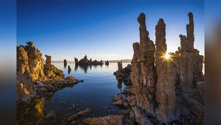 Bizarre Rock Towers,