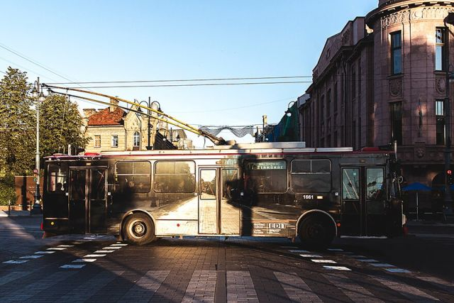 amazing bus painting