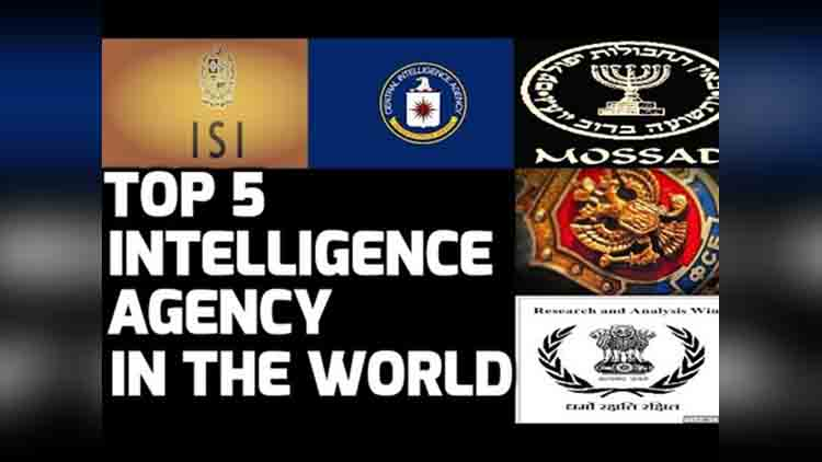 World's Best Top 5 Intelligence Agencies