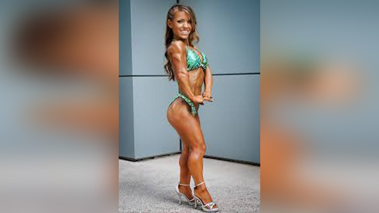 Worlds smallest female bodybuilder amanda loy