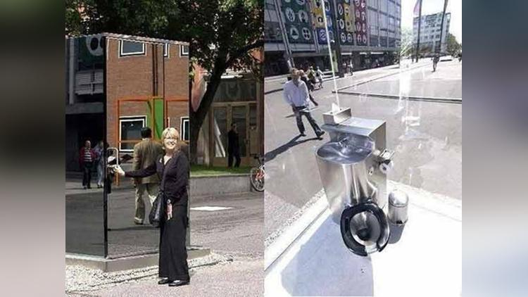 weird toilets