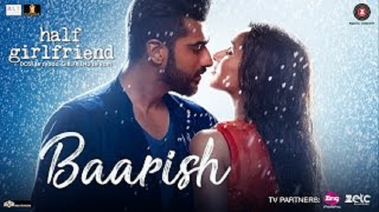 Half Girlfriend Baarish song release