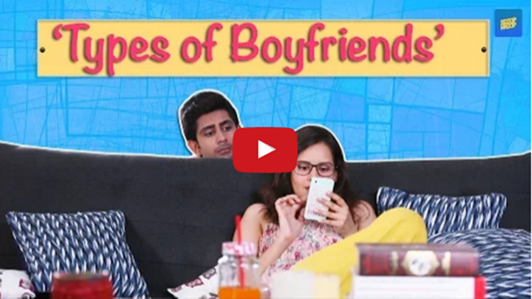 Types of Boyfriends