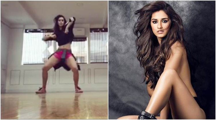 Disha Patani Hot Dance Video on Shape of You Ed Sheeran