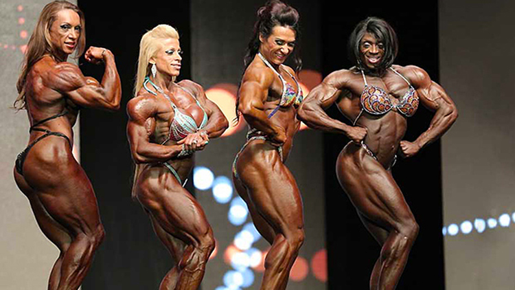 Most Extreme Women Bodybuilders! These Jacked Up Women Are Stronger Than Any Hunk!