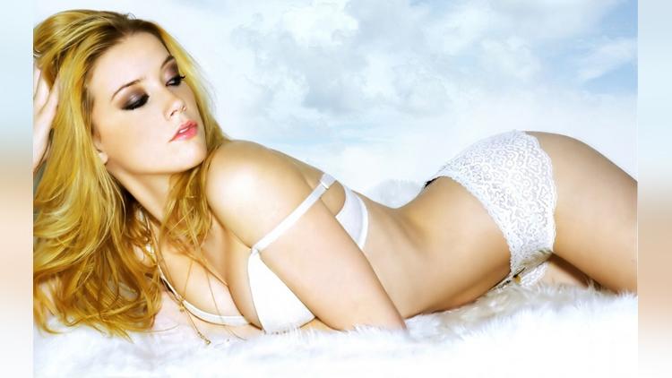 Amber Heard hot and sexy photos