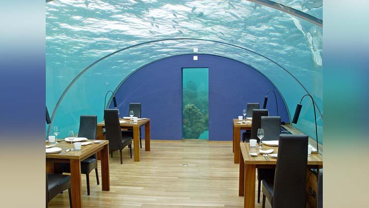 Here Are Some Of The Most Mesmerising Underwater Restaurants