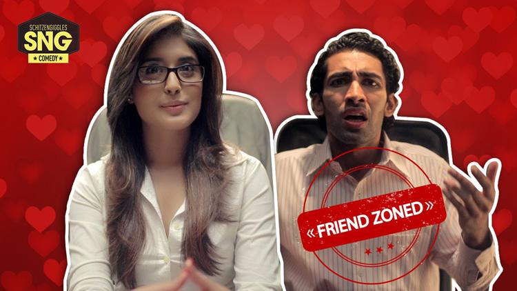 Friend Zoned Feat Kritika Kamra