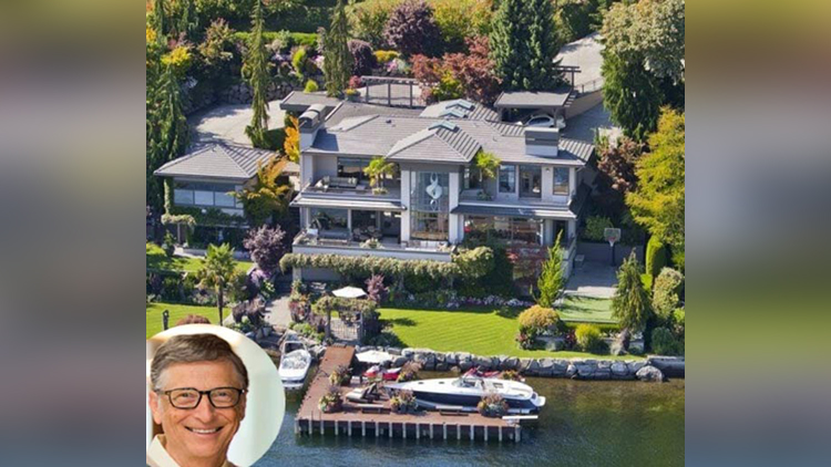 bill gates luxury mansion xanadu 2