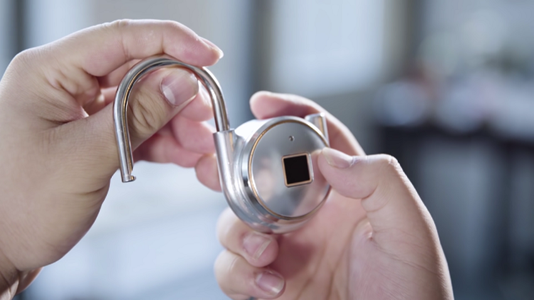 the future of the padlock is here
