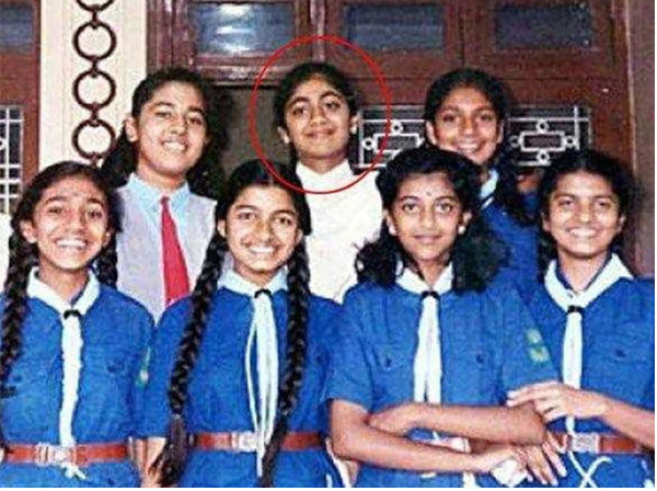 School Life Pictures Of Bollywood Celebs