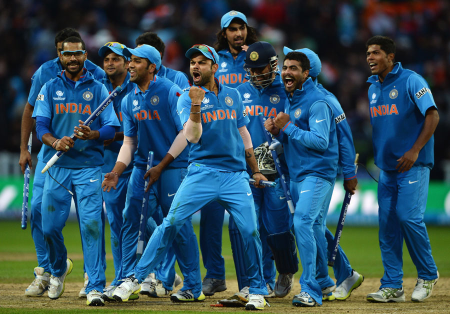 india team and mother relation