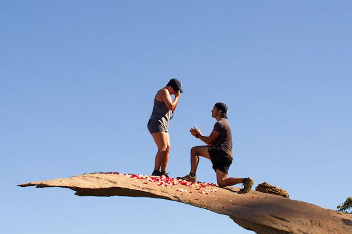 propose in a different style