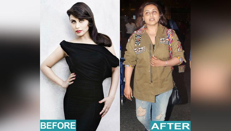 Bollywood Actress Look Post Pregnancy
