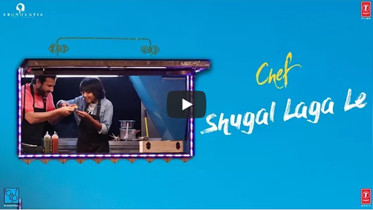 Chef latest song Shugal Laga Le