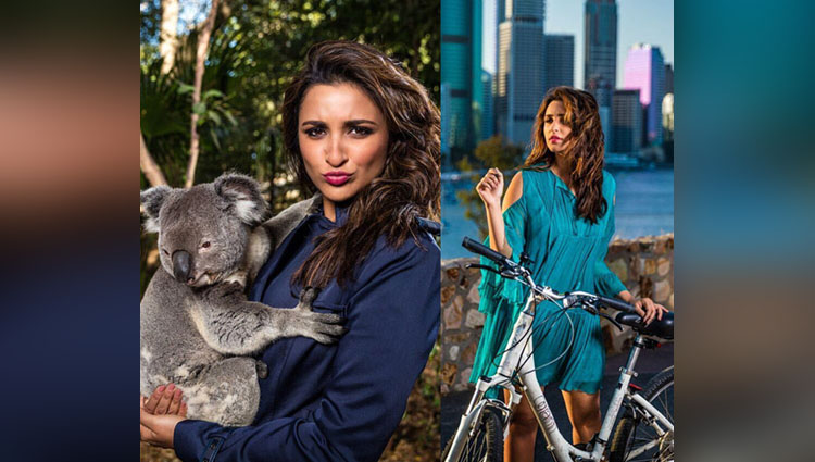 parineeti chopra Australia photos viral on instagram