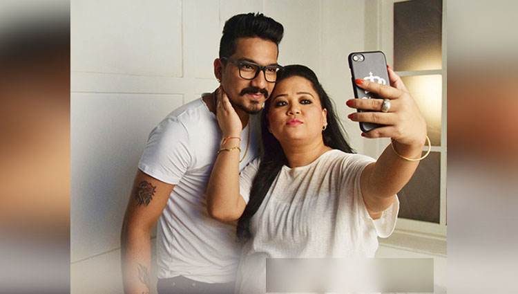 Bharti Singh Photoshoot With Boyfriend Harsh
