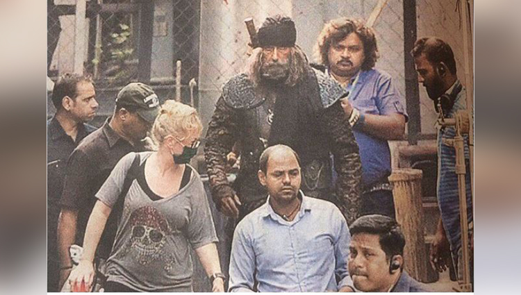 Amitabh Bachchan's Look For Thugs Of Hindostan Is Leaked And Its Amazing