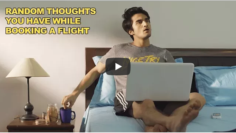 ScoopWhoop Random Thoughts You Have While Booking Your Flights