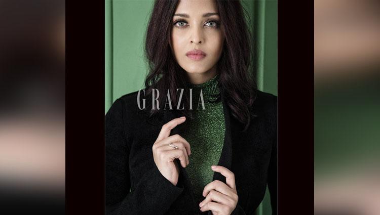 Aishwarya Rai Bachchan's Ravishing Photoshoot For Grazia Magazine