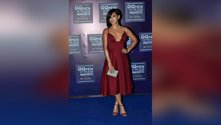 Sayani Gupta look hot in GQ Men of the Year awards