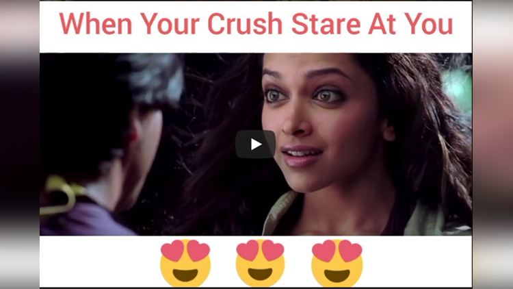 Crush Story 2 Cute Stories On Bollywood Style
