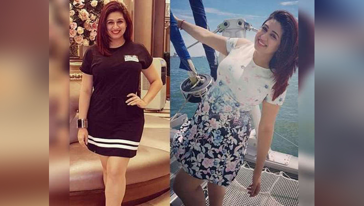 Vacation Pictures Of Bahu Hamari Rajni Kant Actress Vahbiz Dorabjee