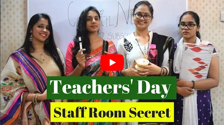 Real Staff Room Scenes Teachers Day Special Captain Nick
