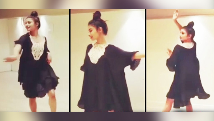 mouni roy dancing to afreen afreen song is breaking instagram