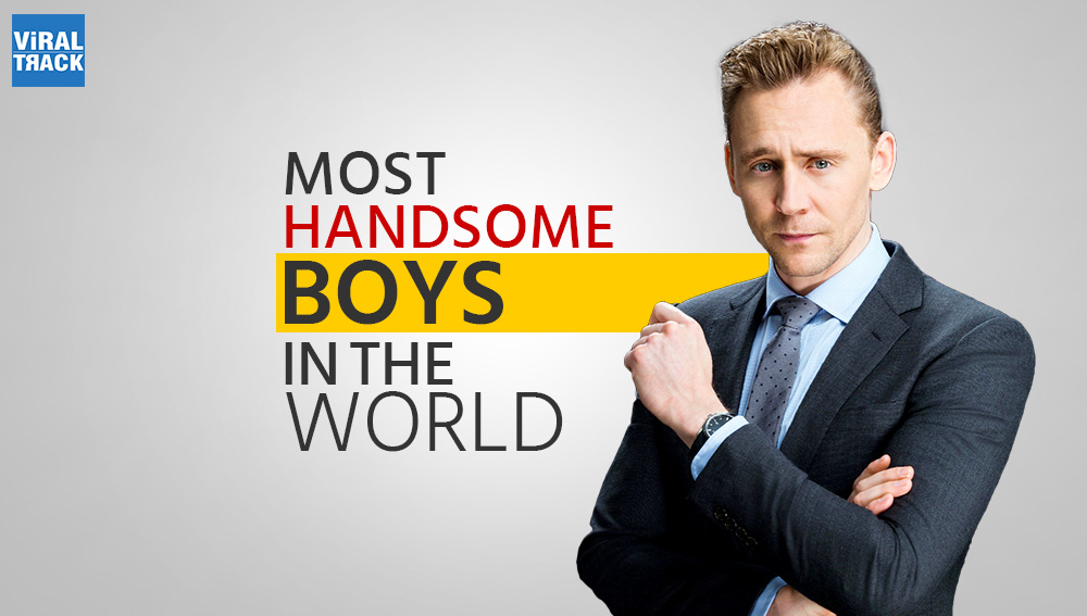 Top 10 Most Handsome Boys in The World