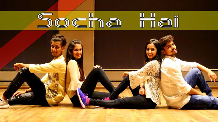 Socha Hai Baadshaho choreographed by dhaval rajput SDPC Surat