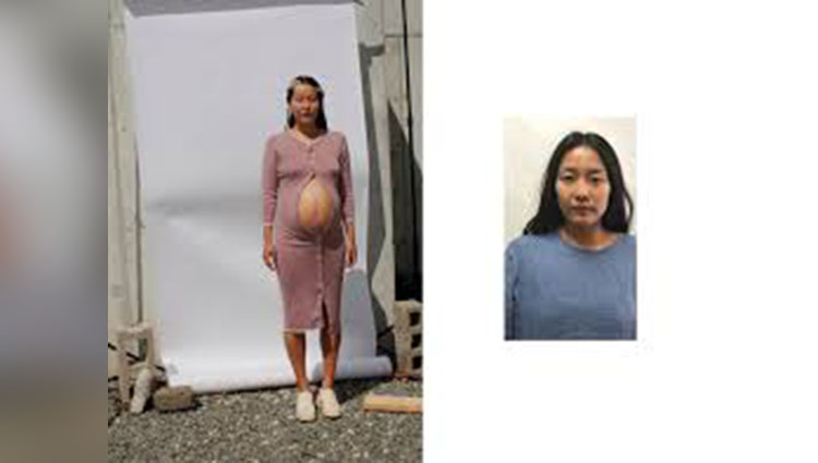 This Pregnant Model Walked In New York Fashion Week and Perfectly Showcased Her Bump