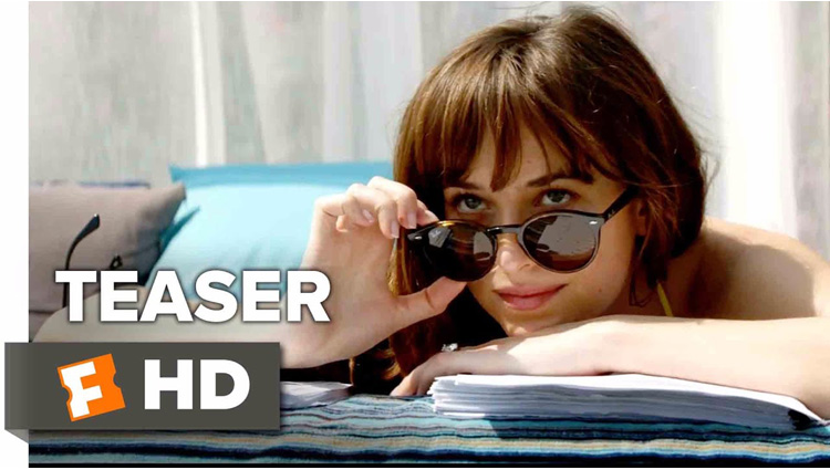 Fifty shades freed teaser video