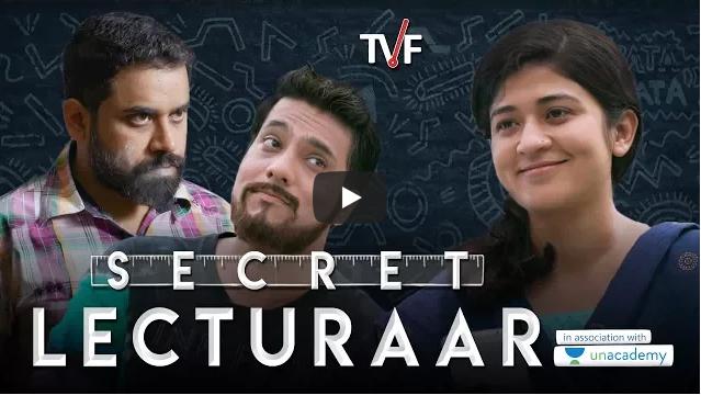 TVF Secret Lecturaar
