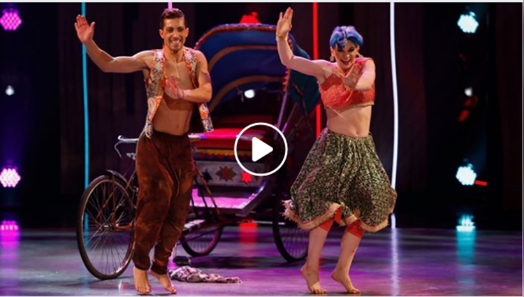 Bollywood comes to the SYTYCD stage