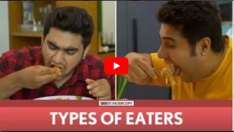 FilterCopy Types Of Eaters