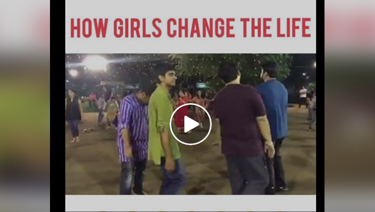 how girl change the life of boy