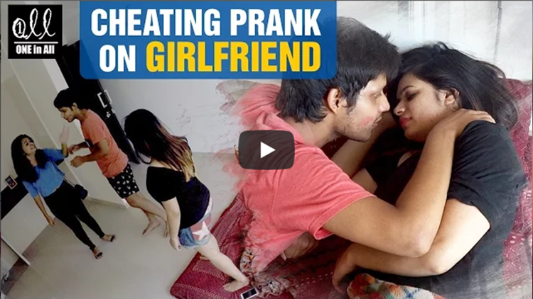 Funny prank video